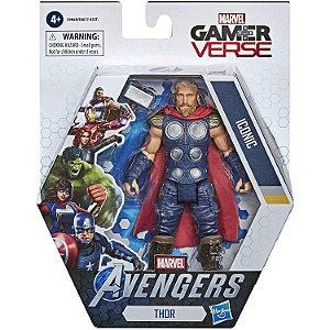 Figura Marvel Avengers GamerVerse Iconic Thor Hasbro E9868
