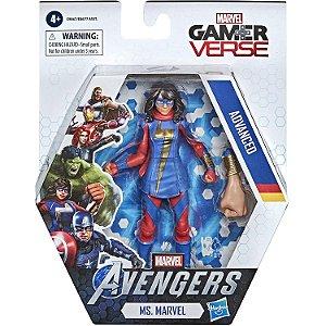 Figura Marvel Avengers GamerVerse Kamala Khan Hasbro E9867