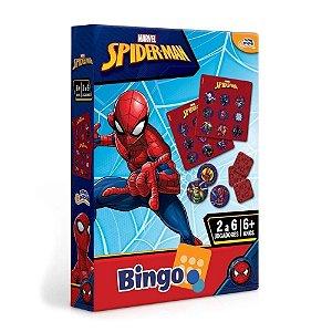 Novo Jogo Bingo Do Espetacular Homem Aranha Marvel 8017