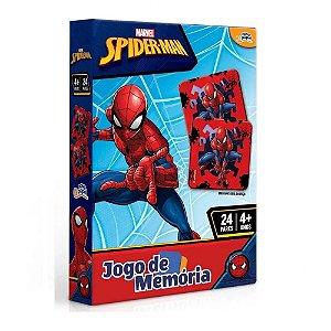 Novo Papel Jogo de Memória do Homem Aranha Marvel 8016