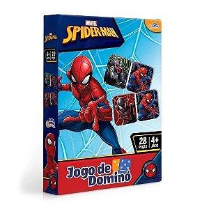 Novo Papel Jogo de Dominó do Homem Aranha Marvel 8015