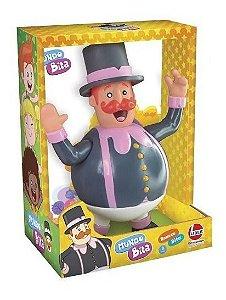 Boneco De Vinil Bita Grande 30cm Mundo Bita Líder Brinquedos