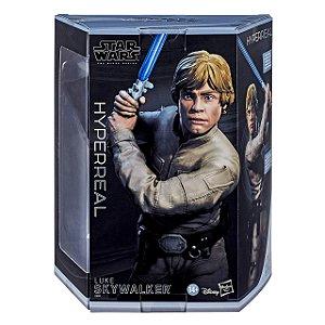Star Wars The Black Series Hyperreal Luke Skywalker E6611