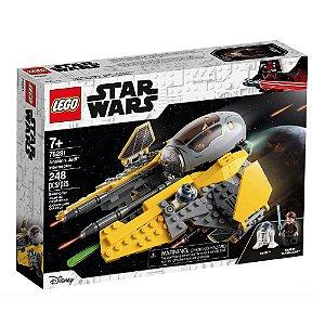 Brinquedo Lego Star Wars Interceptadora Jedi do Anakin 75281