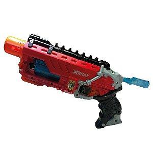 Lançador de Dardo X Shot Dino Attack Dino Striker Zuru 5552
