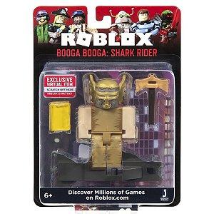 Figura Articulada Roblox Mix e Match Shark Rider Sunny 2221