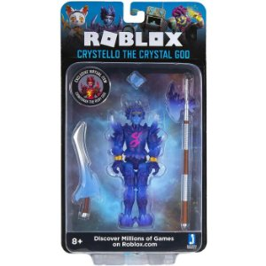 Figura e Acessorios Roblox Crystello The Crystal God 2222