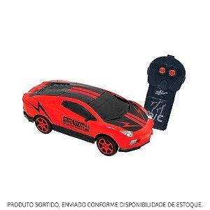 Carrinho Controle Remoto Candide Garagem S.A. Spark  3539