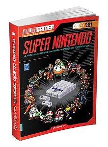 Livro Old Gamer Coleção Consoles Super Nintendo Volume 2