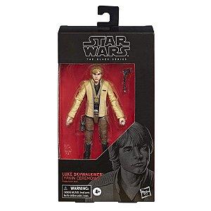 Figura Star Wars The Black Series Luke Skywalker Yavin E4071
