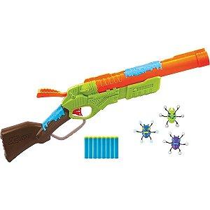 Lançador de Dardo Candide Xshot Bug Attack Value Pack 5508