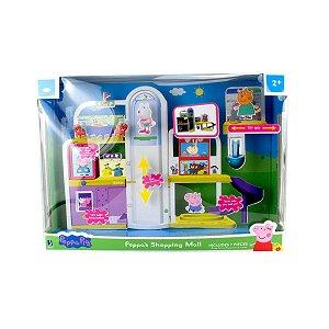 Brinquedo Sunny Peppa Pig Vai Ao Shopping Colorido 2314