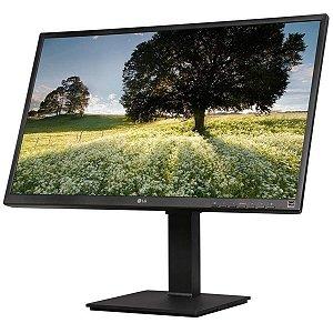 Monitor LG 23,8 Polegadas Tela Full HD Com Ajuste de Altura