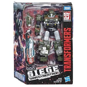 Transformers Siege War for Cybertron Trilogy Hound E3432