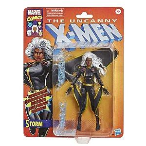 Figura Marvel Legends X-Men Comics Tempestade Hasbro E9660