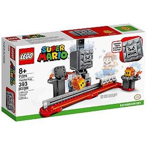 Lego Super Mario Expansao Queda do Tumbo com 393 Peças 71376