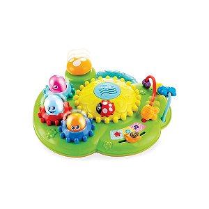 Brinquedo Infantil Jardim Divertido Com Sons WinFun 0743