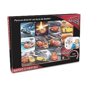 Brinquedo Banho Divertido Carros DIsney Pixar Lider 2496