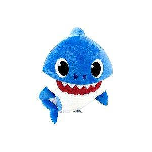 Brinquedo de Pelúcia Baby Shark da Sunny Com Música 2352