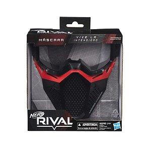 Máscara Nerf Rival Sortido Hasbro Com Tira Ajustável B1590