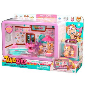 Brinquedo Playset Twozies Café Divertido Original Dtc