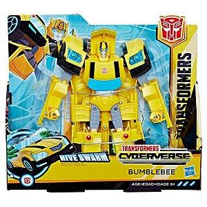 Brinquedo Hasbro Transformers CyberVerse Bumblebee E1886