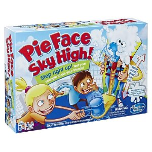 Pie Face Nas Alturas Hasbro
