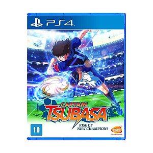 Jogo Novo Captain Tsubasa Rise of The New Champions para Ps4
