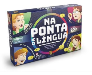 Brinquedo Perguntas Português Jogo Na Ponta Da Língua Grow