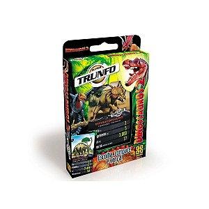 Jogo de Cartas Deck Super Trunfo Dinossauros 2 da Grow 03113