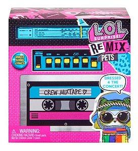 Brinquedo Lol L.o.l. Surprise Remix Hairflip Pets Candide