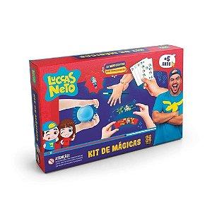 Jogo de Tabuleiro kit de Mágicas Luccas Neto Grow 03770