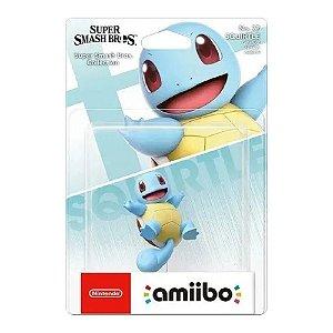 Amiibo Super Smash Bros Ultimate Squirtle carapuce Nintendo
