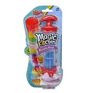 Brinquedo Magic Kidchen Picolé Facil Pop Dtc Selo Inmetro