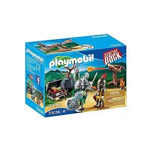 Playmobil Starter Pack Cavaleiros Do Tesouro Sunny 1619