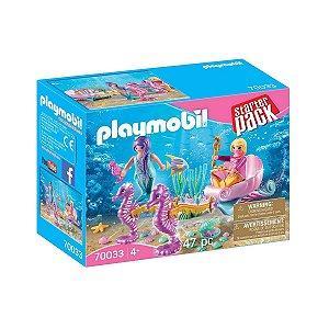 Playmobil Starter Pack Carruagem Cavalo Marinho Sunny 1616