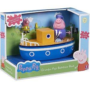 Brinquedo Infantil Barco do Vovô Pig Peppa Pig Sunny 2309