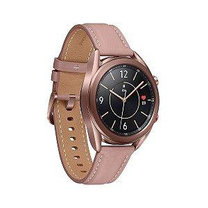Relogio Samsung Galaxy Watch3 Bluetooth GPS 41mm Cor Bronze