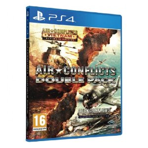 Jogo Mídia Física Air Conflicts Pacific Carrier Original PS3