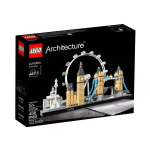 Lego Architecture London Great Britain 468 Pecas 21034