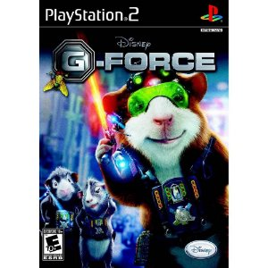 Jogo Mídia Física G-Force Original Lacrado Play Station 2