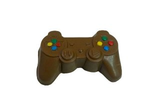 Controle de vídeo game trufado 100g