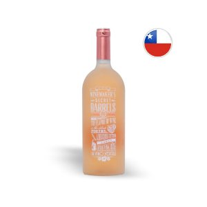 Vinho Chileno Rosé The Winemaker's Secret Barrel Blend Garrafa 1L