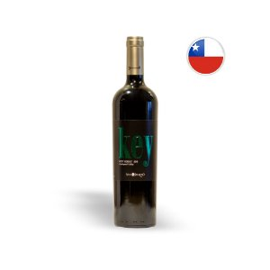 VINHO CHILENO TINTO VALLE SECRETO  KEY - PETIT VERDOT 2018 750ML