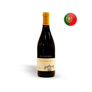 Vinho Português Tinto Porta Velha Valle Pradinhos Garrafa 750ML