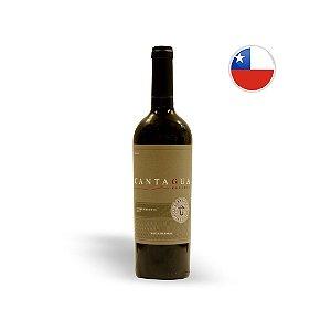 Vinho Chileno Tinto Cantagua Reserve Apassamiento Limited Edition Garrafa 750ML