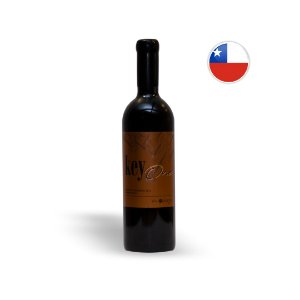 VINHO CHILENO TINTO VALLE SECRETO KEY ONE 2015 750ML