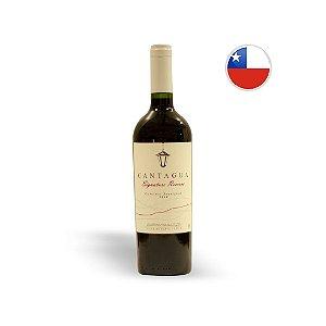 Vinho Chileno Tinto Cantagua Signature Reserve Cabernet Sauvignon Garrafa 750ML