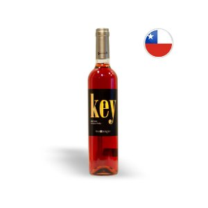 VINHO CHILENO ROSE VALLE SECRETO KEY
