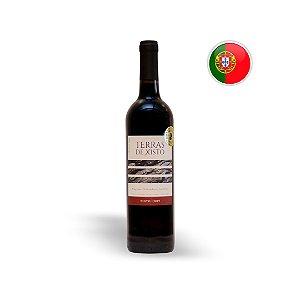 Vinho Português Tinto Terras De Xisto Regional Garrafa 750 ML